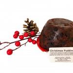 Christmas pudding 4-5 personen