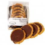 Chocolade havermout koekjes