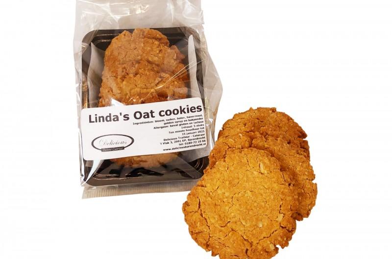Lindas havermout koekjes
