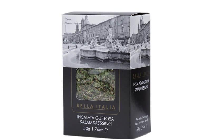 bella italia insalata gustosa